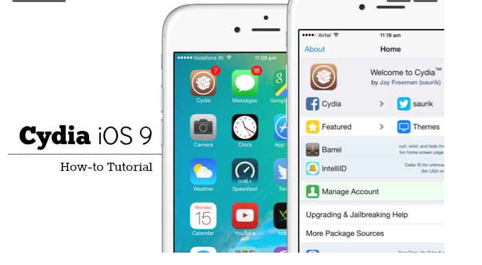 How to install Cydia on iOS 9.0.1 without Jailbreaking your iPhone 5, iPhone 5S, iPhone 5