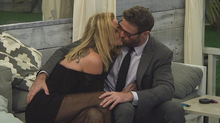 Chad Johnson and Sarah Harding are official