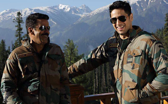 Sidharth Malhotra returns to social media
