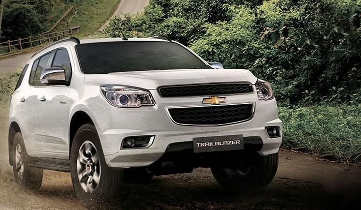Chevrolet Trailblazer SUV makes online debut