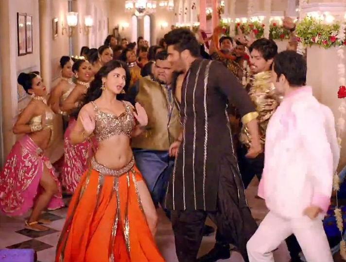 Tevar Item Song Madamiyan: Shruti Haasan Shakes a Leg with Arjun Kapoor