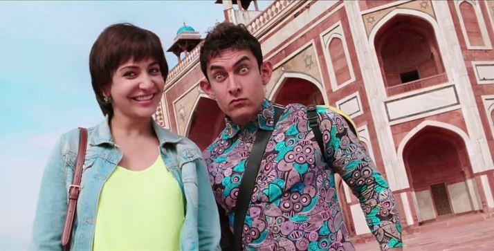 'PK' Teaser Trailer Released