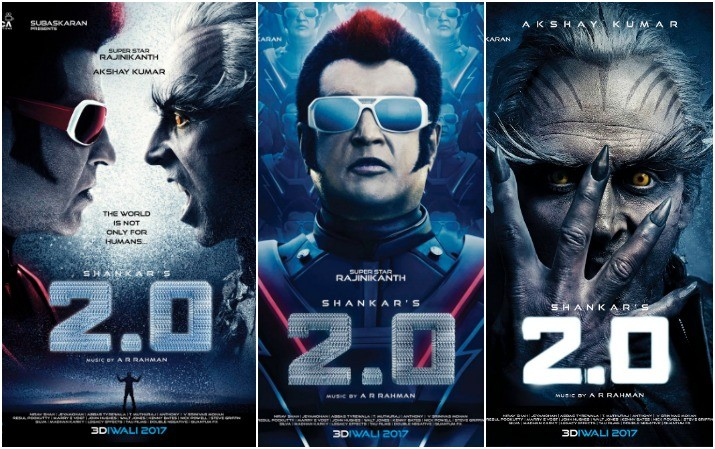 The 3D making video of Rajinikanth's '2.0' is an insane one