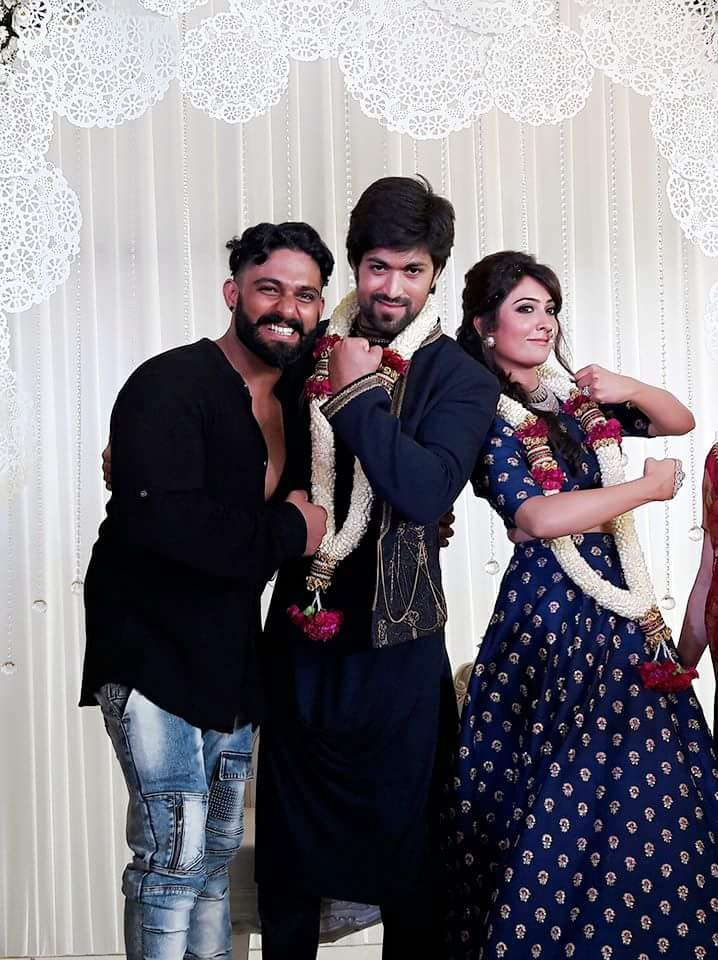 Yash and Radhika Pandit engagement,Yash engagement,Radhika Pandit engagement,Punith Rajkumar,Ambareesh,Yash and Radhika Pandit engagement pics,Yash and Radhika Pandit engagement images,Yash and Radhika Pandit engagement photos,Yash and Radhika Pandit enga