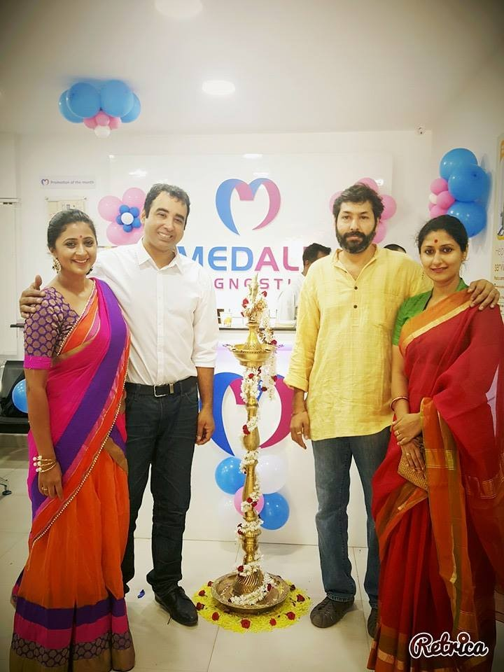 Kaniha,Kaniha business,Kaniha into business,Suhasini maniratnam,Kaniha MedAll centre,MedAll Care and Diagnostic centre,Perungudi MedAll