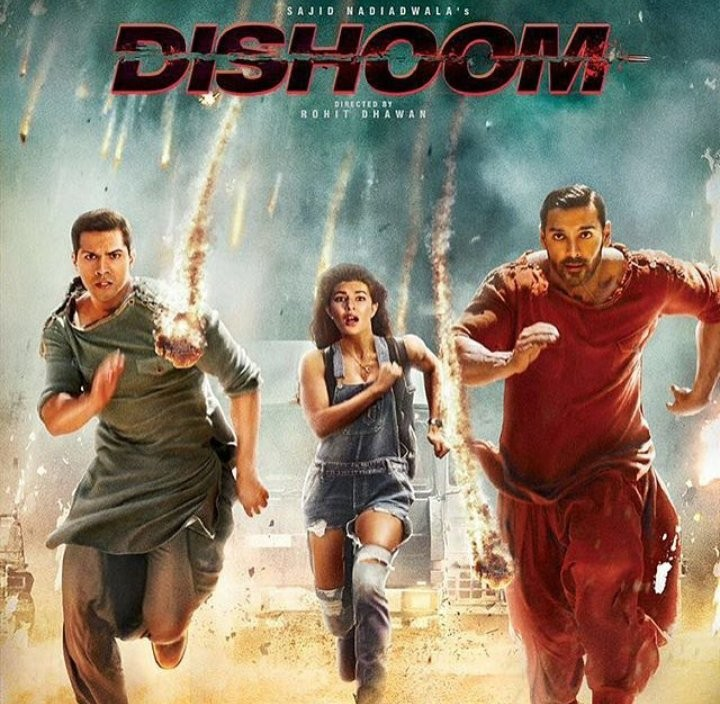 Dishoom leak,Dishoom leaked,Dishoom movie leaked,Dishoom movie leaked online,Mukesh Bhatt,Varun Dhawan,Jacqueline Fernandez,John Abraham