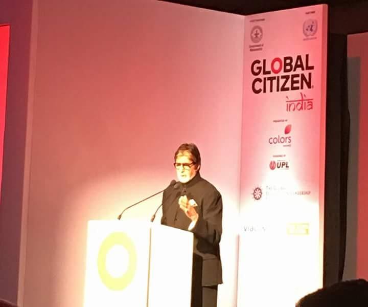 Amitabh Bachchan,Aamir Khan,Kareena Kapoor,Farhan Akhtar,Global Citizen India,Kareena Kapoor Khan