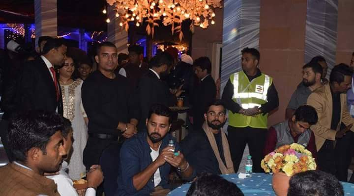 Yuvraj Singh-Hazel Keech,Yuvraj Singh and Hazel Keech,Yuvraj Singh and Hazel Keech Cocktail celebration,Virat Kohli,Parthiv Patel,Mohammed Shami,Ajinkya Rahane,Ishant Sharma,Yuvraj Singh and Hazel Keech Cocktail celebration pics,Yuvraj Singh and Hazel Kee