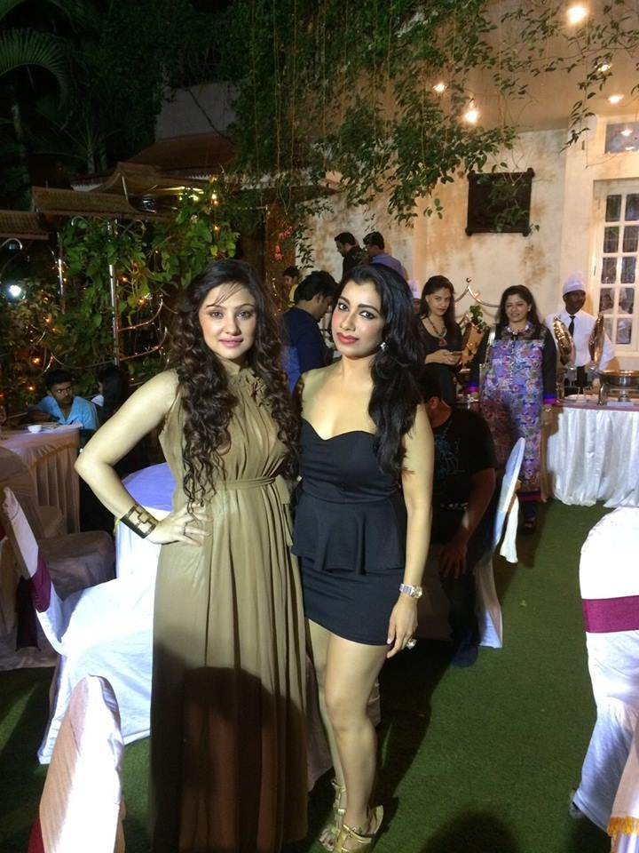 Birthday Girl Priyanka Upendra Posing for Camera