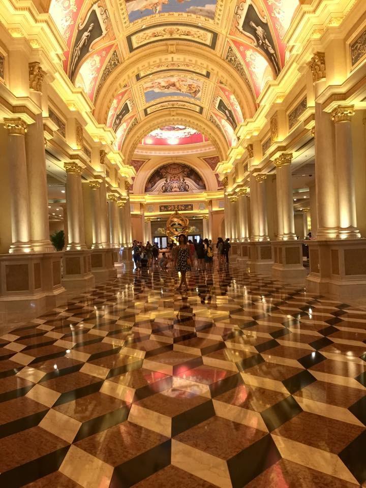 Ranjini Haridas in Macau