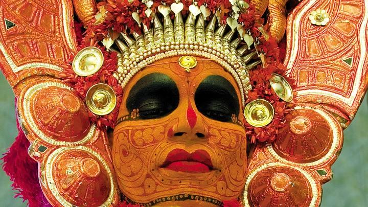 Theyyam, Kasaragod, Yakshagana