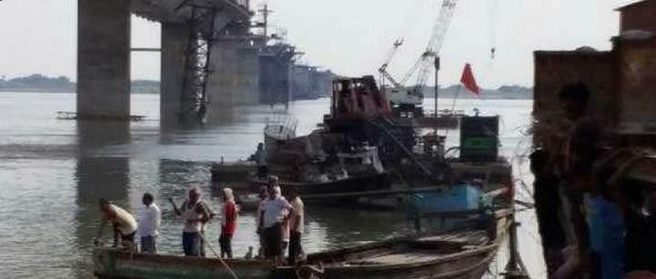 Bihar crane collapse