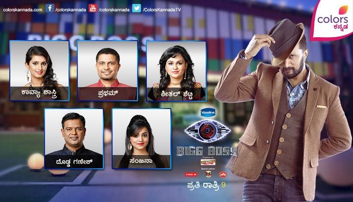 Bigg Boss 4 Kannada: Who'll be eliminated this week?