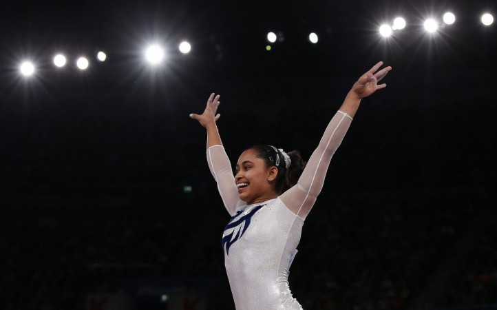 History Created: Gymnast Aruna becomes 1st Indian to win WC medal