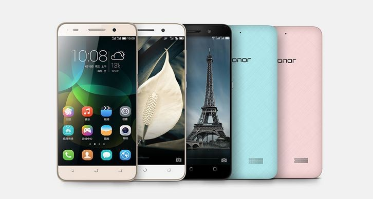 Huawei Launches Budget Smartphone Honor 4C with Octa-Core SoC