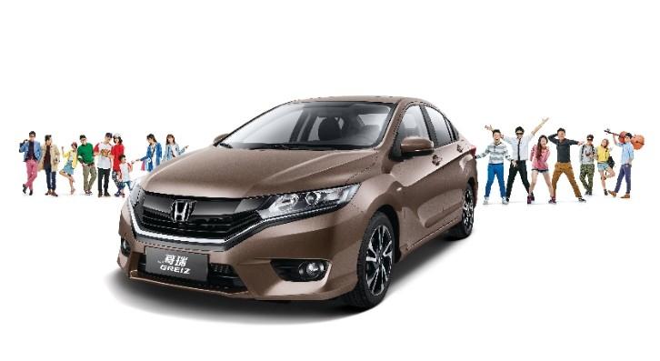 Honda Greiz