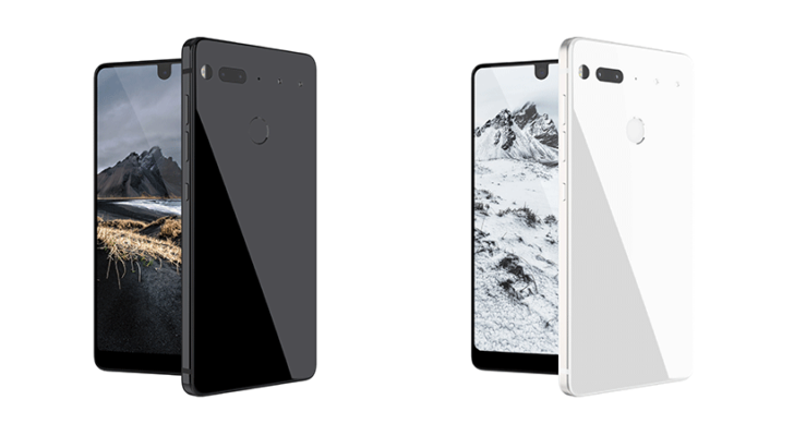 Andy Rubin says Essential Phone will be available 'in a few weeks'