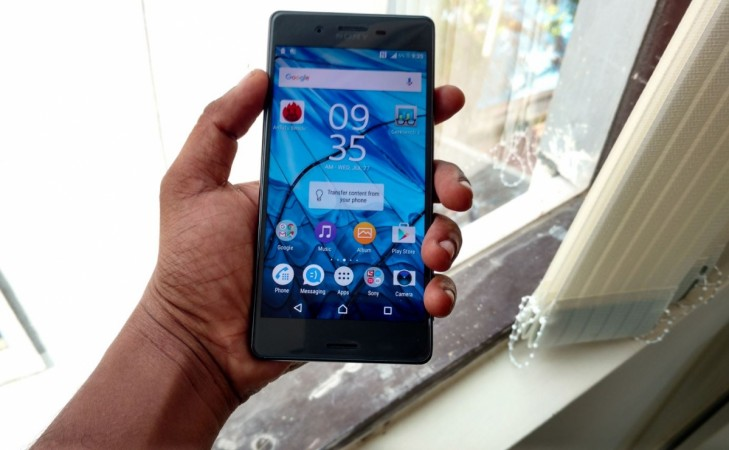 Sony, Xperia X, Review, camera, battery, performance