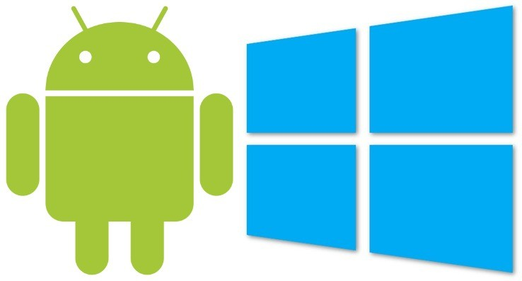 Android vs Windows Tablet