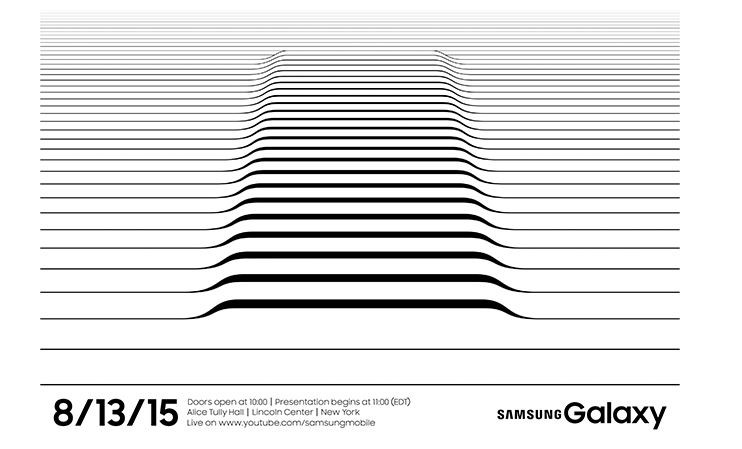 Samsung Galaxy Unpacked 2015 Event Date Officially Announced; Galaxy Note 5 Release Almost Confirmed