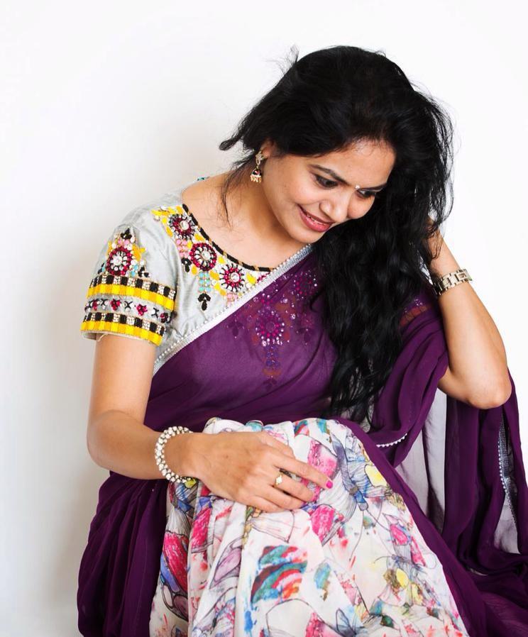 Singer Sunitha,Sunitha Upadrashta,Singer Sunitha latest stills,Sunitha Latest Gallery,Sunitha Gallery,Telugu Singer Sunitha,South Melody Singer,Images of Singer Sunitha,Sunitha