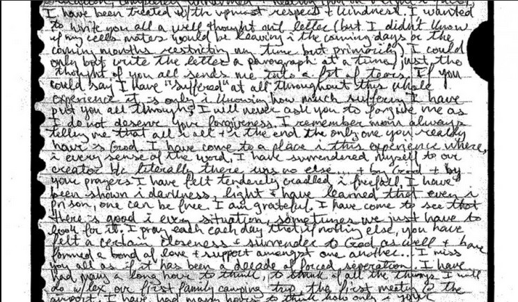 Kayla Mueller ISIS letter