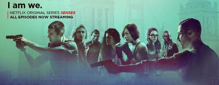 When will Sensate season 2 premiere?