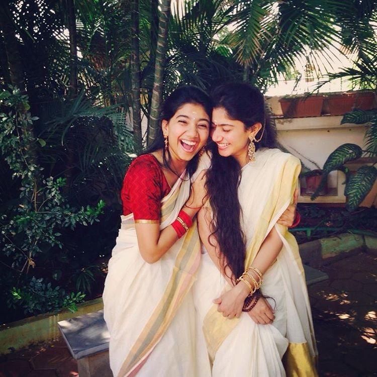 Sai Pallavi aka Malar of 'Premam' celebrated her first Onam with her ...