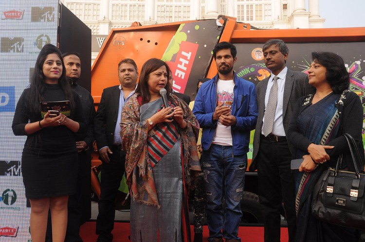 Randeep Hooda,actor Randeep Hooda,Randeep Hooda urges youth to stop littering,bollywood actor Randeep Hooda,stop littering