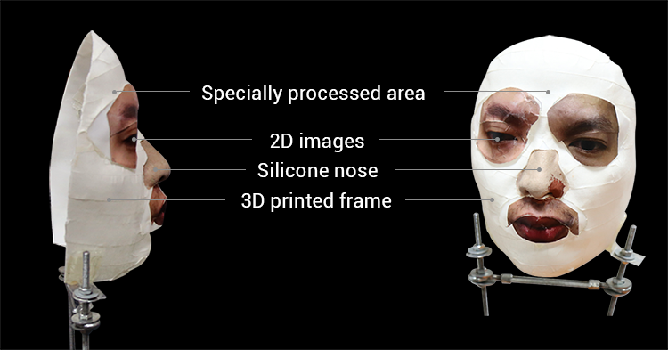 Security Firm Creates Mask That Beats Face ID