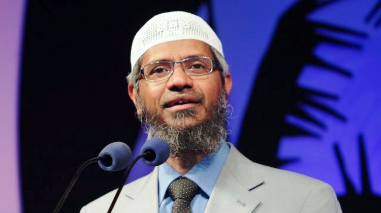 NIA books Zakir Naik for promoting terror activities, giving hate speeches