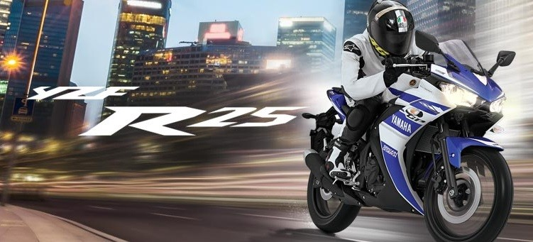 Yamaha to Kick Start R25 Export Soon; India Launch Next Year