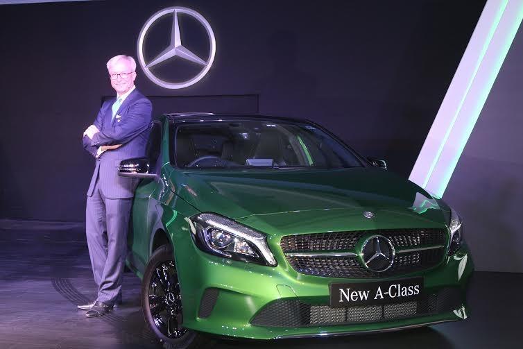 Mercedes-Benz,Mercedes-Benz new A-Class hatchback,Mercedes-Benz new A-Class hatchback photos,New Mercedes-Benz A-Class India price,New Mercedes-Benz A-Class price details,New Mercedes-Benz A-Class images,New Mercedes-Benz A-Class specs,New Mercedes-Benz A