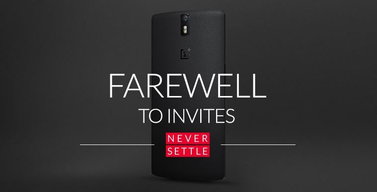 OnePlus One Will Now be Available via Open Sale Forever