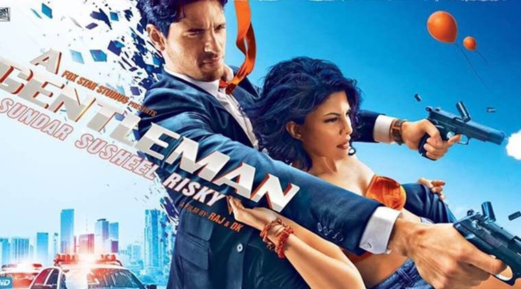 A Gentleman full HD movie leaked online; free download links shared on social media