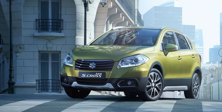 Maruti Suzuki S-Cross India Launch in First Week of July