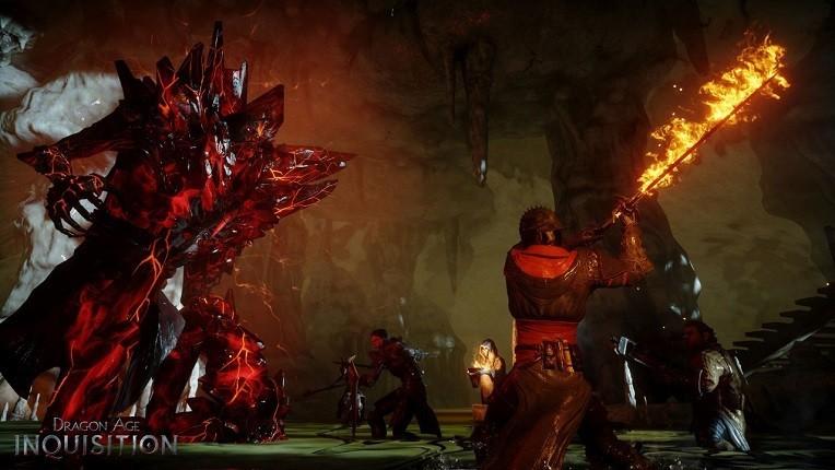 New Dragon Age: Inquisition