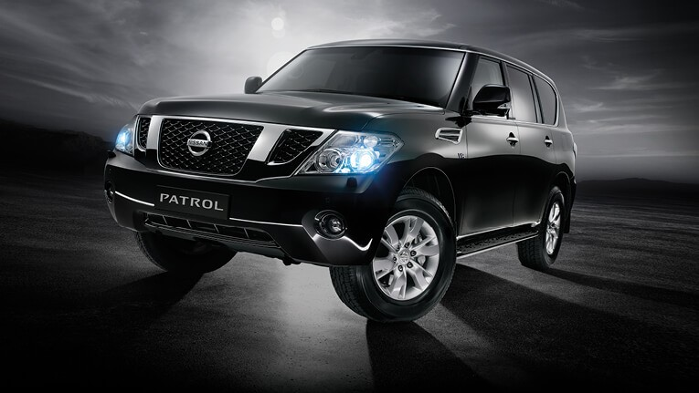 Nissan Patrol Gtr Grand Tour