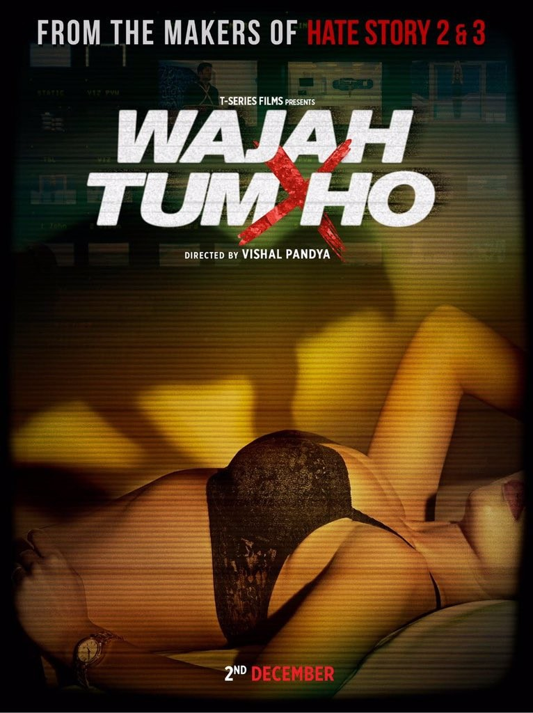 Hindi Movie Wajah Tum Ho Full Movie