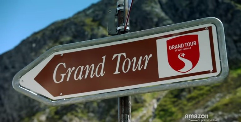 Jeremy Clarkson is back for round 2 of The Grand Tour