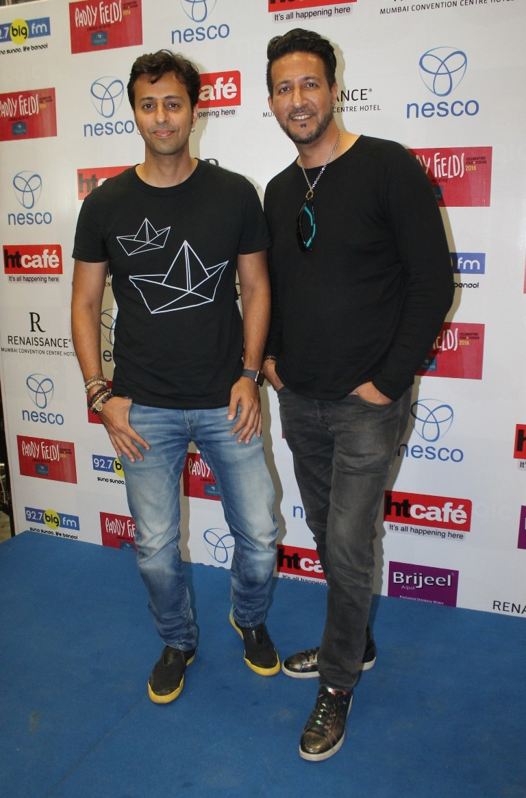 Paddy Fields press conference,Paddy Fields,92.7 BIG FM Mumbai studio,92.7 BIG FM,Lesle Lewis,Salim-Sulaiman,Papon,Dhruv Ghanekar,Paddy Fields press conference pics,Paddy Fields press conference images,Paddy Fields press conference photos,Paddy Fields pres