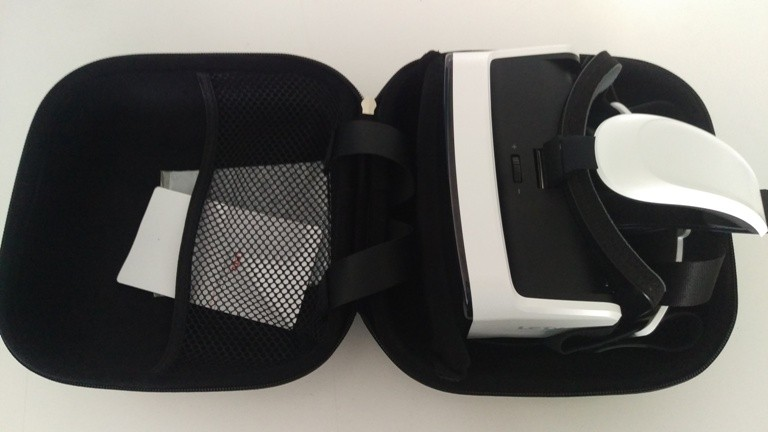 Letv 3D Helmet hands-on revew: How to set up and use virtual reality headset?