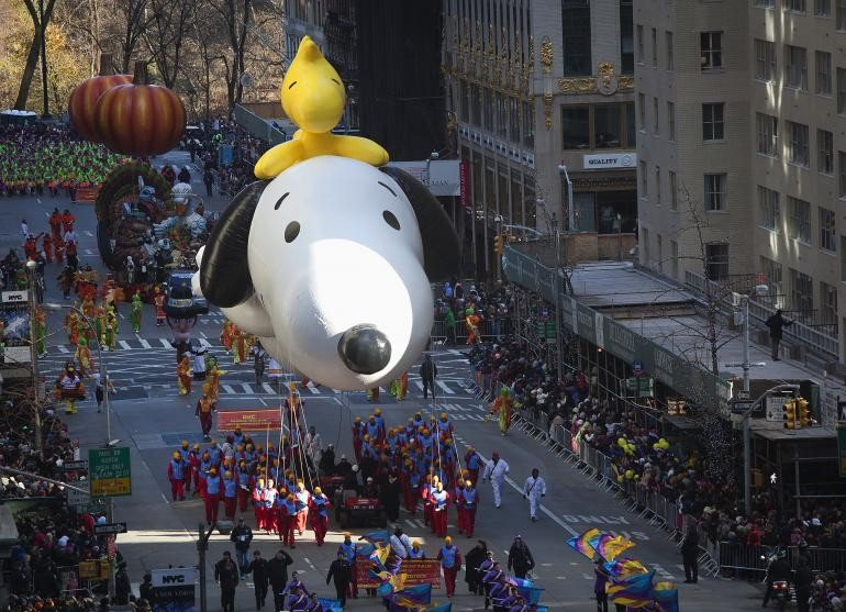 Thanksgiving Day 2014: Here are details, route map, weather, and Where to Watch live information on Top 5 parades