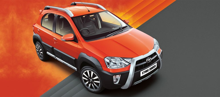 Toyota Etios Cross to Get Makeover Soon