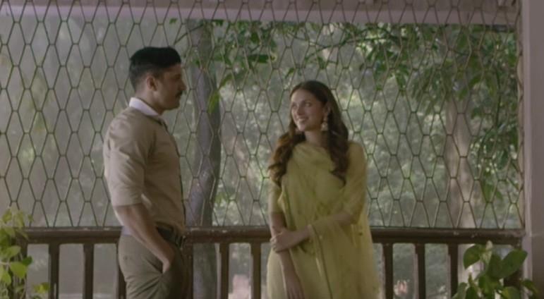 Love-making scene between Farhan Akhtar and Aditi Rao Hydari got cut from 'Wazir'