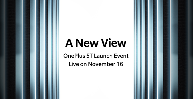 OnePlus 5T launch