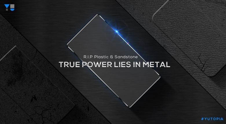 New YU Yutopia teaser is out; Company takes a dig at OnePlus