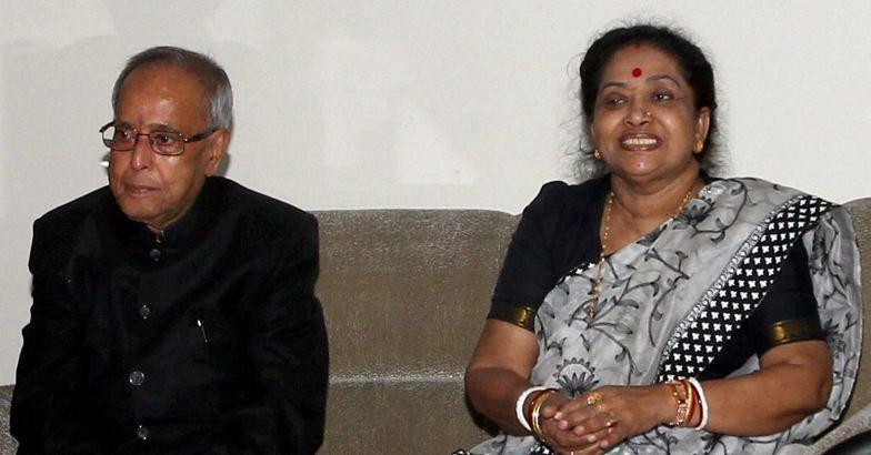 Pranab Mukherjee's wife Suvra Mukherjee passes away,President Pranab Mukherjee,Suvra Mukherjee passes away,Suvra Mukherjee,Suvra Mukherjee dies