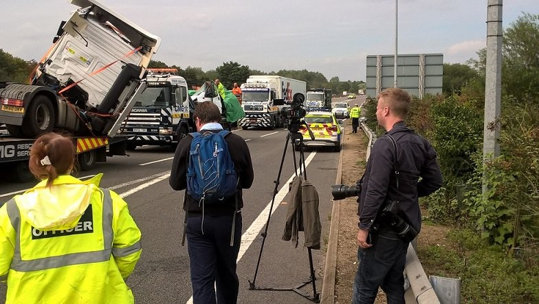 8 killed in United Kingdom motorway crash