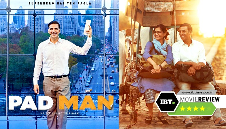 Shocking: 'PadMan' banned in Pakistan